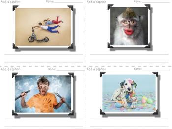Bundle of Visual Writing Prompts