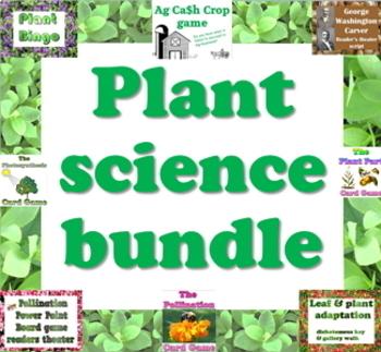 Bundle: plant science