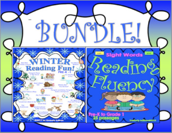 Bundle reading comprehension passages and questions 45 in all
