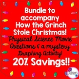 Christmas Science BUNDLE to accompany How the Grinch Stole