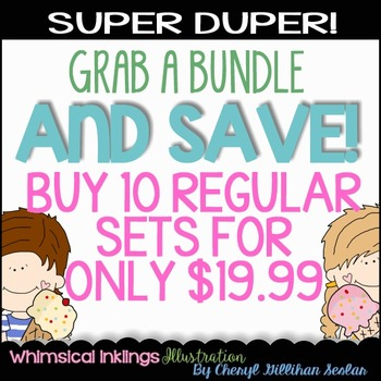Bundle up and Save!!! LIMITED TIME OFFER!!!!
