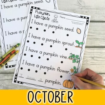 BUNDLE Simple Predictable Sentences for Beginning Readers