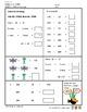 Bundle - Addition Subtract to 1000 - Morning Work using Singapore Mastery Method