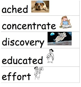 Wonders McGraw-Hill 3rd Grade Vocabulary Cards Unit 1-6
