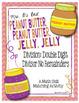 Bundled 4 Savings: Peanut Butter and Jelly Computation Bundle