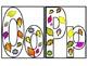 Bundled Autumn Alphabet and Numbers with Symbols Set