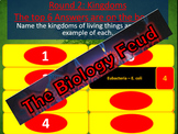 Bundled Biology Family Feud Final Exam Review Games