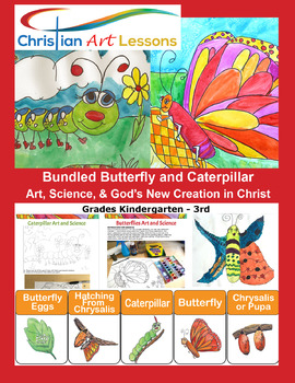 Butterfly Art Projects For Third Grade