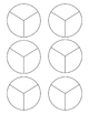 Bundled Collection of Fraction Models: Circles, Bars, & Sets