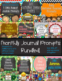 Bundled Daily Journal Prompts for the Whole Year