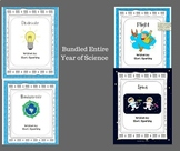 Bundled Entire Year of Grade 5 and 6 Science and Social Studies