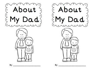 Bundled Father's Day Books (Dad, Grandpa and Uncle)