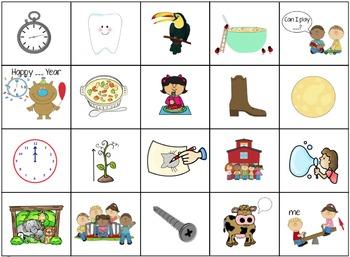 Bundled First Grade Spelling Patterns ~Journeys ~ Units 1- 6