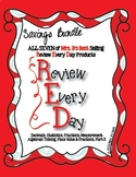 Bundled For Savings - R.E.D. Review Every Day - All SEVEN Products