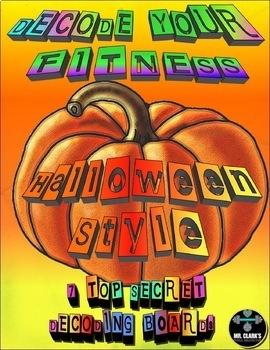 Bundled PE Halloween Activities Package
