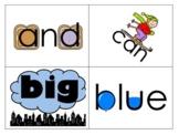 Bundled High Frequency Dolch Sight Words- Preprimer, Primer, 1st and 2nd Grade