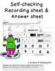 Bundled Kindergarten Digital Back to School Math & Literacy Power Point Games