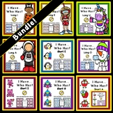 Bundled LONG and SHORT Vowels: Read the Room and I Have, Who Has Activities