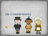 Bundled Lesson- Life in Colonial America and Colonial Children