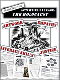 World War 2 Holocaust Bundle: 7 Activities, Book Report and Project!