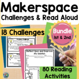Bundled MakerSpace Moments In Literature Year Long