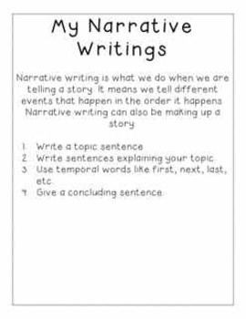 Bundled OPINION, INFORMATION, NARRATIVE WRITING BOOK with prompts