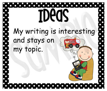 Bundled Package - Writing Process AND What Good Writers Do Posters
