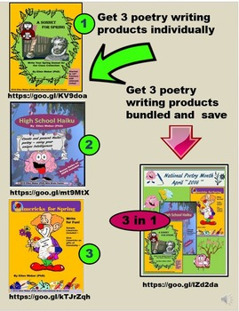 Bundled Poetry Writing~ Fun to Publication!