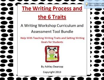 Bundled Products:  Writing Workshop Set-Up (Unit 1) & Assessment Tool