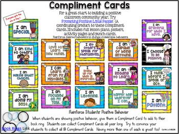 Promoting Positive Little People for a Positive Classroom Community Bundle