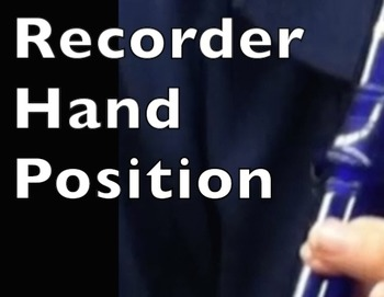 Recorder Technique Bundled Videos: Hand Position,Tonguing, Making a Sound