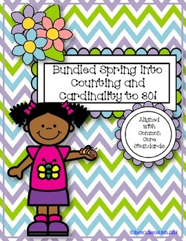 Bundled Spring Into Counting and Cardinality to 30