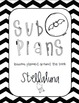 Bundled Sub Plans: 5 Days Worth of Individual Sub Plans