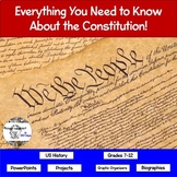 Bundled Unit: Everything You Need to Know About the Constitution!