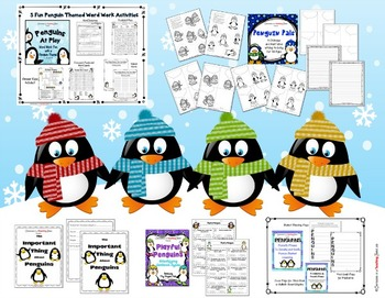 Bundled Up Penguin Fun!