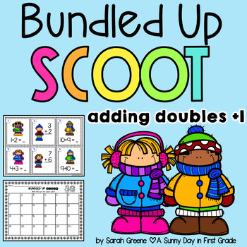 Bundled Up Scoot! {doubles +1}