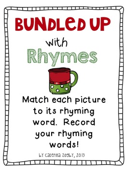 Bundled Up With Rhymes - A Rhyming Center