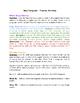 Bundled Writing Unit - Argument Writing Essay