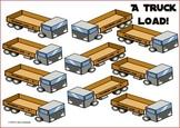 Bundling Trucks Place Value game