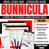 Bunnicula Novel Study Unit
