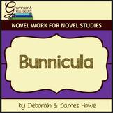 Bunnicula: CCSS-Aligned Novel Work