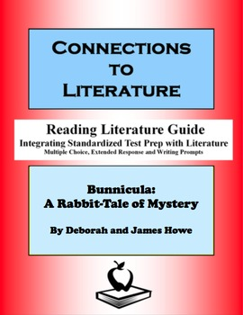 Bunnicula: A Rabbit Tale of Mystery-Reading Literature Guide