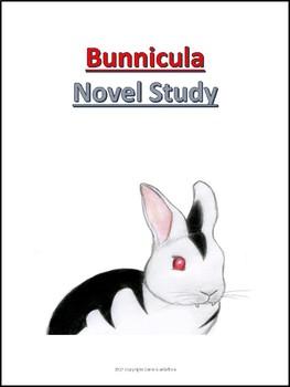 Bunnicula Bundle Novel Study