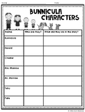 Bunnicula Character Chart