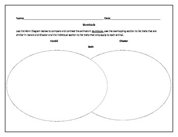 Bunnicula Guided Reading Packet