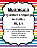 Bunnicula Figurative Language Activities