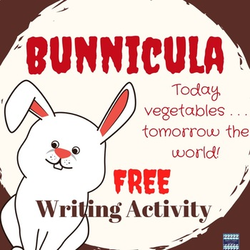 Bunnicula Free Writing Activity