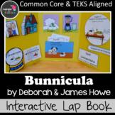 Bunnicula Interactive Novel Study (Notebook or Lap Book)
