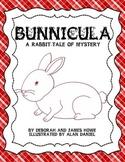 Bunnicula Literature Study