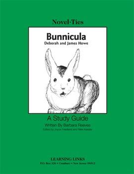 Bunnicula - Novel-Ties Study Guide